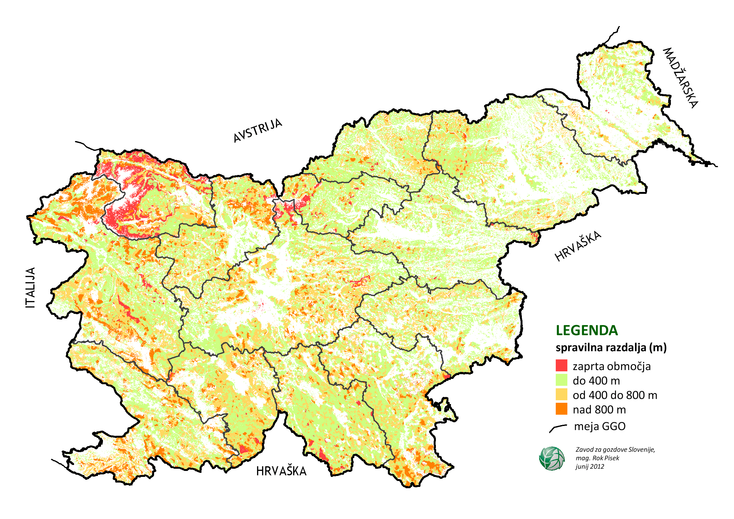 Slovenia Map And Slovenia Satellite Images